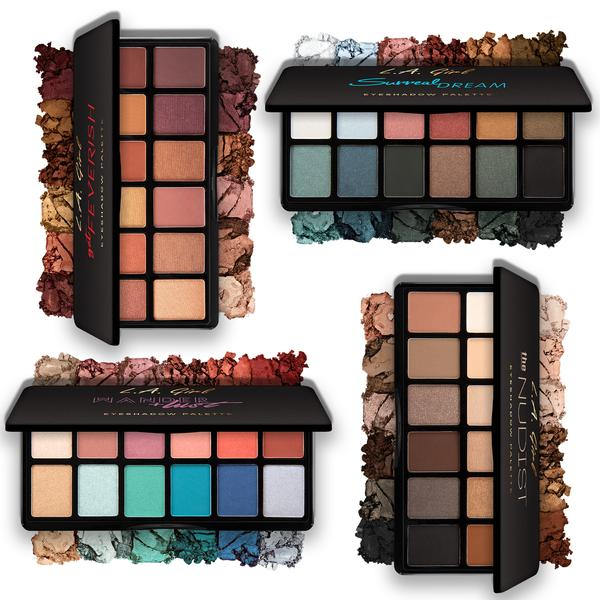 Fanatic Eyeshadow Palette