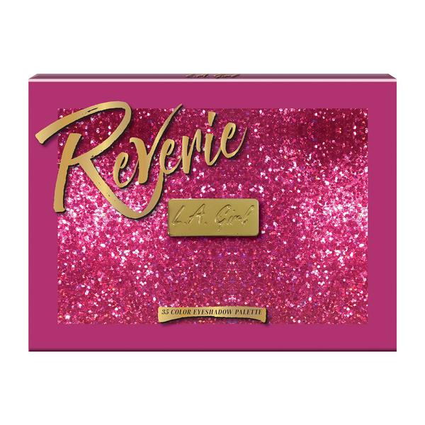 Reverie Holiday Collection - 35 Color Eyeshadow Palette