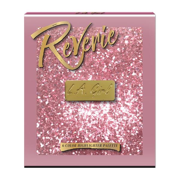 Reverie Holiday Collection - 6 Color Highlighter Palette